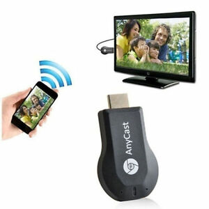 Details about AnyCast M2 Plus WiFi Display Dongle Receiver 1080P HDMI TV  DLNA Airplay Miracast