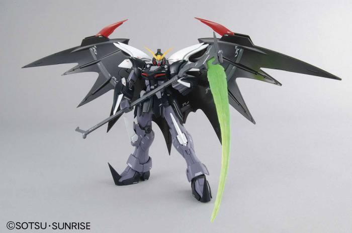 Gundam Deathscythe Hell EW Ver. GUNPLA MG Master Grade Endless Waltz 1 100