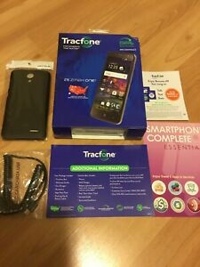 Details about Tracfone ZTE ZMax One 4G LTE Phone + 365 Days of Service w/  1500 Min/Text/Data
