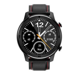 Dorado-dt78-Bluetooth-reloj-redondo-display-Android-iOS-Samsung-iPhone-huawei