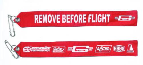 Gasket 6001 REMOVE BEFORE FLIGHT WARNING FLAG Mr