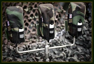 Edward Custom Upgrades NEW Carp Fishing DPM Camo Alarm Pouch