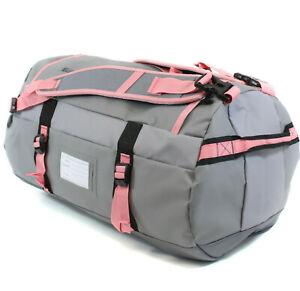 Travelbag-BASIC-BARREL-M-Grau-Rosa-50-l-Rucksack-Tasche-Packsack-LKW-Plane-vds5