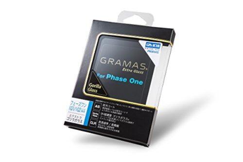GRAMAS extra Gorila Cristal Para Phase uno IQ1//IQ2 DCG-PO01 de Japón