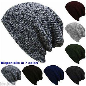 Caricamento dell immagine in corso Cappello-invernale-unisex-cuffia-beanie- berretto-uomo-donna- dd390b765245