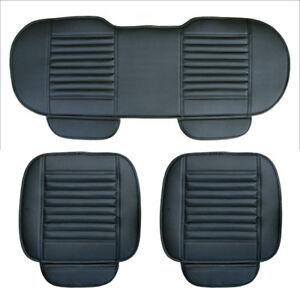 auto sitzauflage sitzbez ge sitzkissen pu leder r cken set. Black Bedroom Furniture Sets. Home Design Ideas
