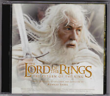 The Lord Of The Rings - The Return Of The King Soundtrack - CD  (Reprise WMG)