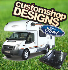Ford Transit Autocaravana/Caravana Asiento Doble Base Rotatoria RHD modelo de