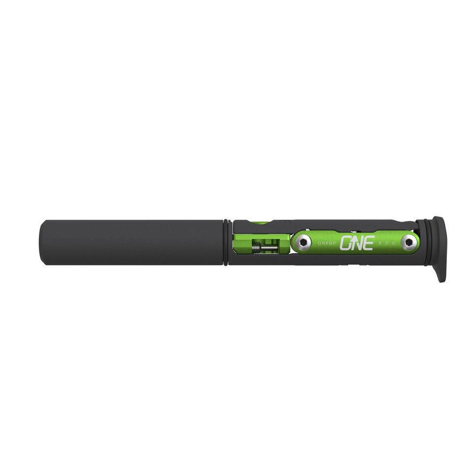 Herramienta  de componentes oneup EDC verde  mejor marca