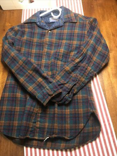 Pendelton Vintage 70's Flannel Medium