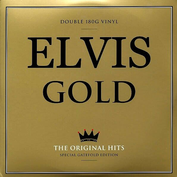 SEALED NEW LP Elvis Presley - Elvis Gold