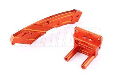 Jazrider Aluminum Rear Chassis Brace Set For HPI Bullet MT ST WR8 3.0/Flux
