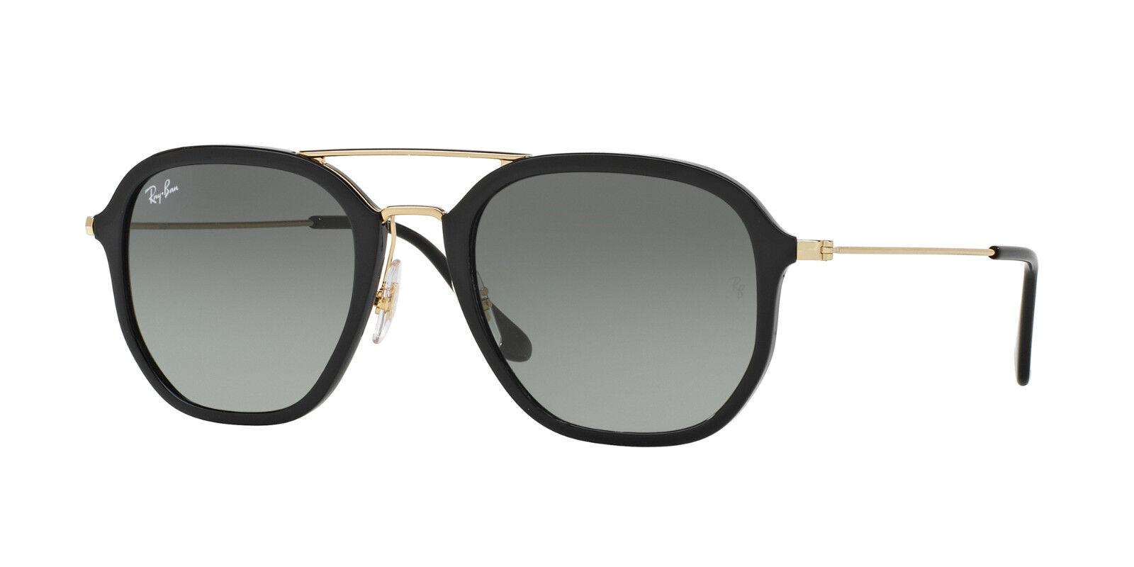 ce761e2c0c Sunglasses Ray-Ban Rb4273 601 71 52 Black Gradient Green for sale ...