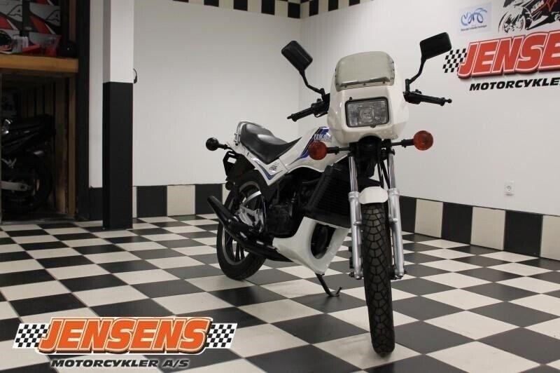 Yamaha, RD 125 Street, ccm 125