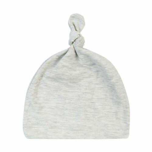 Babyhut Baby One Knot Hat Mütze Knoten Baumwolle Erstlingsmütze 0-18 Monate Hüte