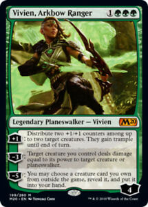 Vivien-Arkbow-Ranger-x1-Magic-the-Gathering-1x-Magic-2020-mtg-card