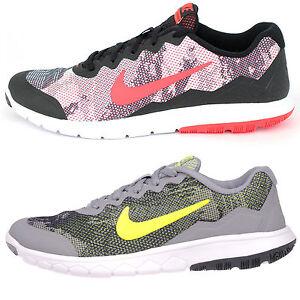 e44fa25e9c78 Nike FLEX EXPERIENCE 4 PRINT GS 749811 001-002 RAGAZZO KIDS BOYS ...