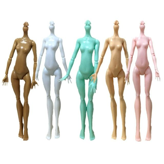 1pc Monster High Doll Naked Body Without Head Replacement Parts ...