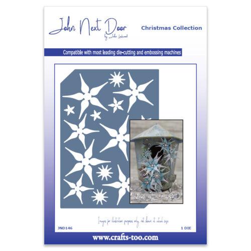 John al lado Navidad muere-Starflower placa JND146-Nueva-como se ve en TV