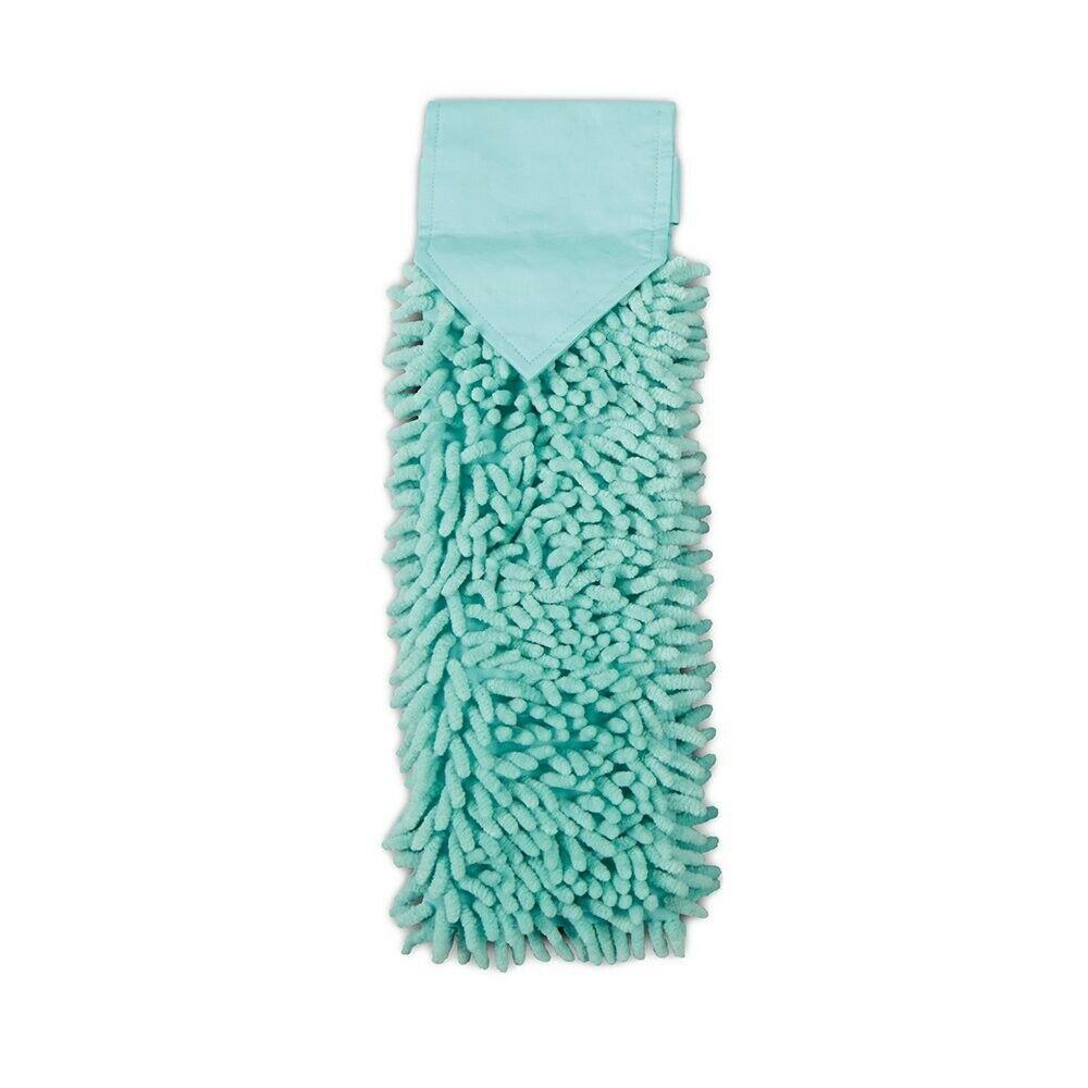 Norwex Chenille Hand Towel SEA MIST