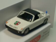 Wiking VW Porsche 914 POLIZEI NRW - 864 37 - 1/87