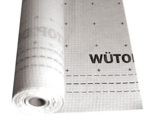 Berühmt Würth Premium Wütop DB 2 Innenausbau Dampfbremse Klimamembran TO74