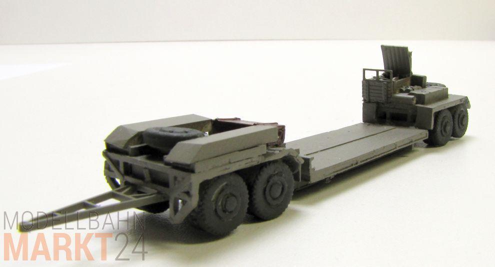 Transport-remorque type 116 spécial remorque 117mm militaire ww2 wh 2.wk piste n 1 160