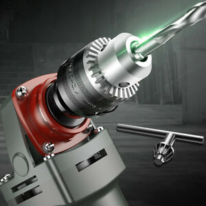 Angle-Grinder-60mm-Metal-Stable-Keyed-Drill-Chuck-Convertor-100-Angle-Grinder