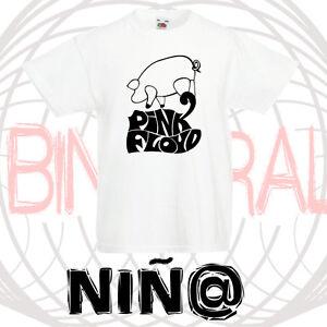 CAMISETA-NINA-NINO-PINK-FLOYD
