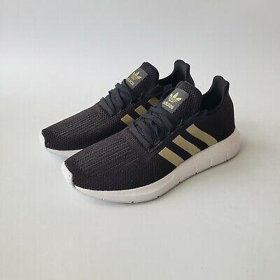 adidas black swift run women's