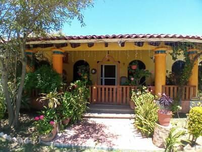 Se vende hermosa casa de campo en Santa María Coyotepec, Oaxaca.