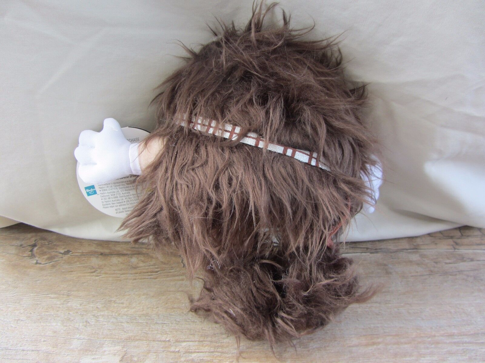Star Wars Chocolate Mpire - Chewbacca -Tag by Hasbo -Tag Chewbacca Attached (916DJ51) 85786 d3e51b