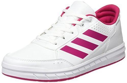 Adidas Altasport K BA9543 White pink size stripe Shoes Big Kid size pink 6 (see measureme) 2fbdf8