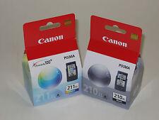Genuine Canon PG-210 XL CL-211 XL ink 210 211 MP240 MP480 MX330 MX340 MX350