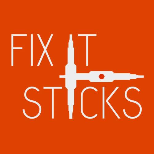 Fix It Sticks Mini 4 in//lb Torque limiter For Nightforce® Optics /& T Way Set