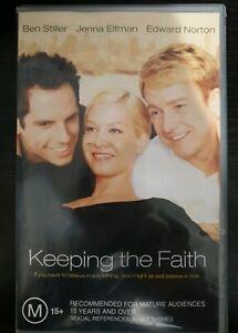Keeping-the-Faith-VHS-2004