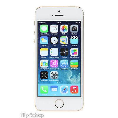 Apple iPhone 5s 16 GB Gold (Ohne Simlock) - Guter Zustand - AKTION