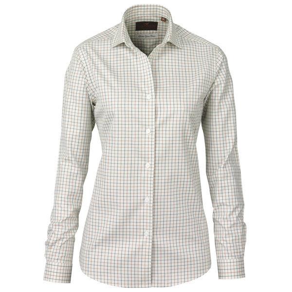 Laksen Sofia Ladies Double Yarn Cotton Shirt