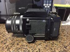 Mamiya RB67 Pro S Medium Format SLR Film Camera with 127mm Lens