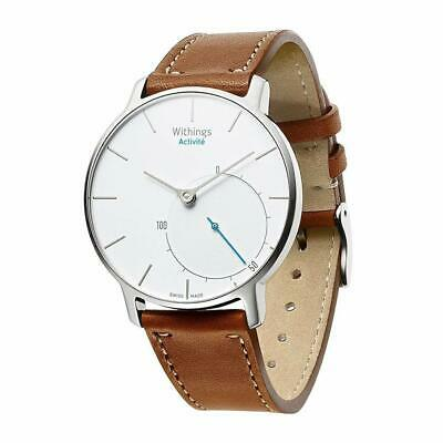 18 Mm Withings-nokia Uhrenarmband Armband Withings Steel Hr 36mm Echtes Leder Geschickte Herstellung