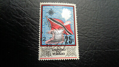 Begeistert Trinidad And Tobago, 1972, Stamps, Gestempelt