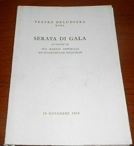 1948-1958-2-libretti-d-039-opera-Roma-Teatro-dell-039-Opera-Iris-Mascagni-Donizzetti