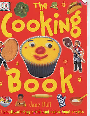 The Cooking Book by Jane Bull (Hardback, 2002)