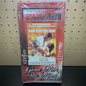 NEW-1996-GONE-WITH-THE-WIND-COLLECTOR-CARDS-OR-TRADING-CARDS-FACTORY-SEALED-BOX