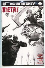 Dark Nights Metal # 2 2nd Print Variant Greg Capullo DC 2017 NM out