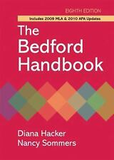 NEW - The Bedford Handbook with 2009 MLA and 2010 APA Updates, Eighth Edition