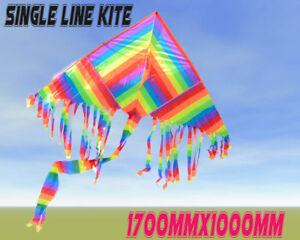 Single-Line-Kite-50m-Line-170cm-x-100cm