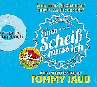 1 von 1 - Jaud, T: Sean Brummel: Einen Scheiß/CDs von Tommy Jaud (2015)
