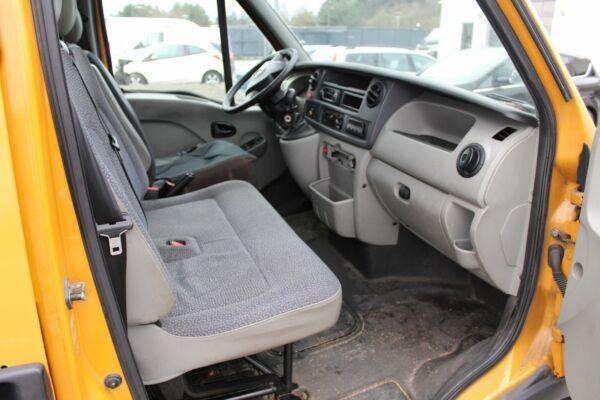 Opel Movano 2,5 CDTi 100 Kassevogn L3H2 - billede 5