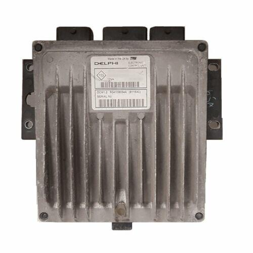 Calculateur moteur Renault 1.5 dci DCM1.2 8200399038 8200619409 décodé